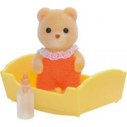 Sylvanian Families 3424 Bear Baby