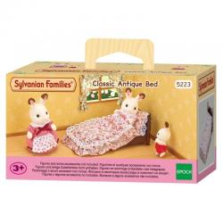 Sylvanian Families 5223 Classic Antique Bed