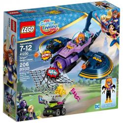 LEGO Super Heroes Girls 41230 Batgirl Batjet Chase