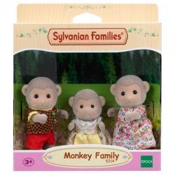 Sylvanian Families 5214 Monkey Family