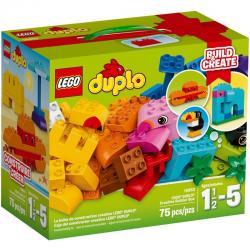 LEGO Duplo 10853 Abundant Wildlife Creative Building Set