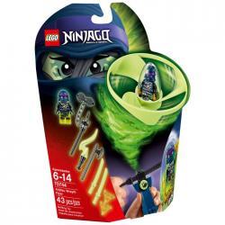 LEGO Ninjago 70744 Airjitzu Wrayth Flyer