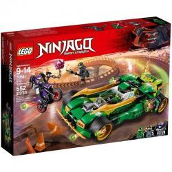 LEGO Ninjago 70641 เลโก้ Ninja Nightcrawler
