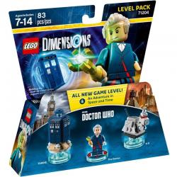 LEGO Dimensions 71204 Dr. Who Level Pack