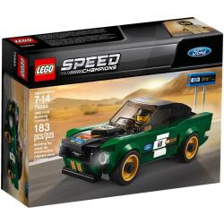 LEGO Speed Champions 75884 เลโก้ 1968 Ford Mustang Fastback