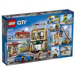 LEGO City 60200 เลโก้ Capital City