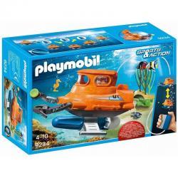 PLAYMOBIL 9234 U-Boat with Submersible Motor Pump