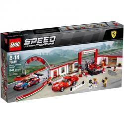 LEGO Speed Champions 75889 เลโก้ Ferrari Ultimate Garage