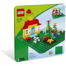 "LEGO Duplo 2304 Large Green Building Plate (15"" X 15"")"