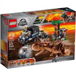 LEGO Jurassic World 75929 เลโก้ Carnotaurus Gyrosphere Escape