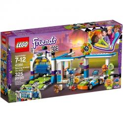 LEGO Friends 41350 เลโก้ Spinning Brushes Car Wash