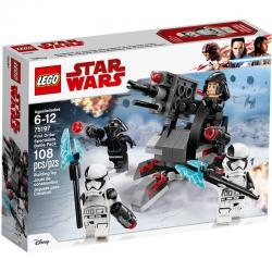 LEGO Star Wars 75197 First Order Specialists Battle