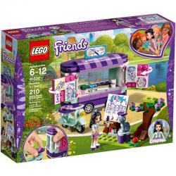 LEGO Friends 41332 เลโก้ Emma's Art Stand