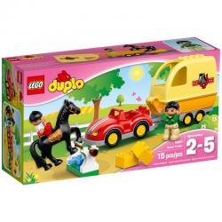 LEGO Duplo 10807 Horse Trailer