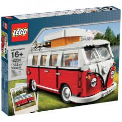 LEGO 10220 Creator Volkswagen T1 Camper Van (กล่องไม่สวย - Minor Damaged Box)