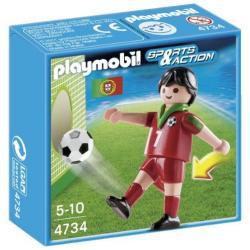 Playmobil 4734 Portugal Soccer Player