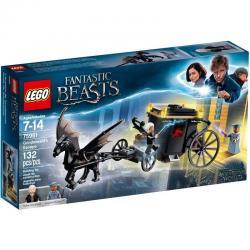 LEGO Fantastic Beasts 75951 Grindelwald´s Escape