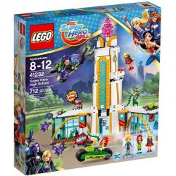 LEGO Super Heroes Girls 41232 Super Hero High School
