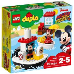 LEGO Duplo 10881 เลโก้ Mickey's Boat