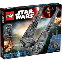 LEGO Star Wars 75104 Kylo Ren's Command Shuttle (Damaged Box)