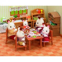 Sylvanian Families 2933 Dining Table Set