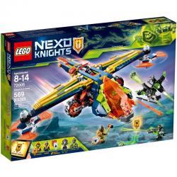 LEGO Nexo Knights 72005 เลโก้ Aaron's X-bow