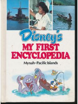Disney's MY FIRST ENCYCLOPEDIA Mynah-Pacific lslands
