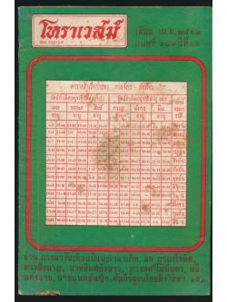โหราเวสม์ ฉบับที่ ๑๘๑ ปีที่ ๑๖ พ.ศ ๒๕๓๒