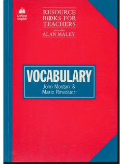 RESOURCE BOOKS FOR TEACHERS VOCABULARY