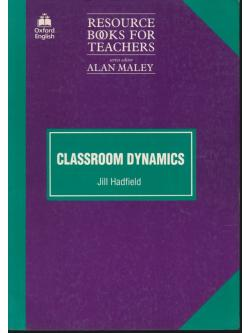 RESOURCE BOOKS FOR TEACHERS CLASSROOM DYNAMICS