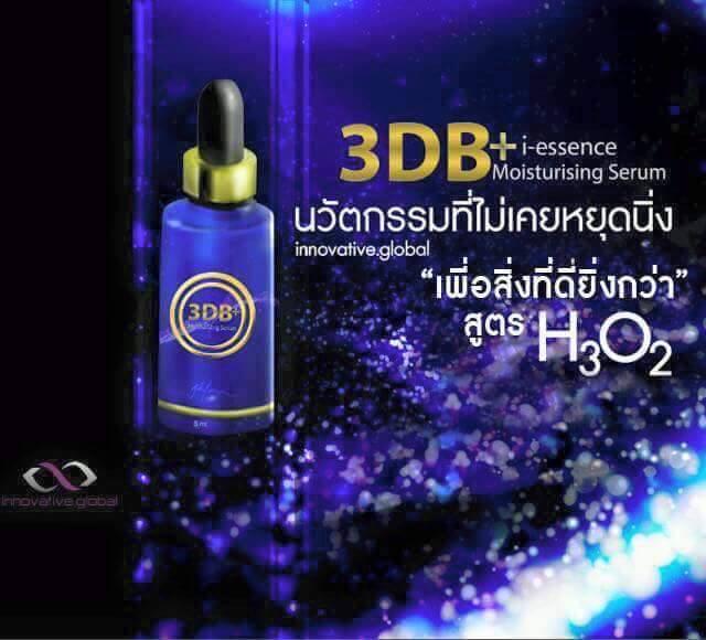 3DB+ i-essence Moisturising Serum เซรั่ม สเต็มเซลล์3DB สูตรลับเปลี่ยนเซลล์ผิวสวยใสได้ดั่งใจ ของแท้ ราคาถูก ปลีก/ส่ง โทร 089-778-7338-088-222-4622 เอจ