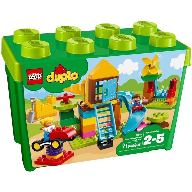 LEGO Duplo 10864 เลโก้ Large Playground Brick Box