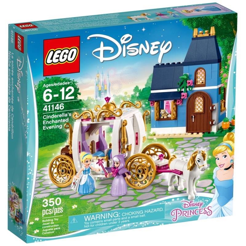 LEGO Disney 41146 Cinderella's Enchanted Evening