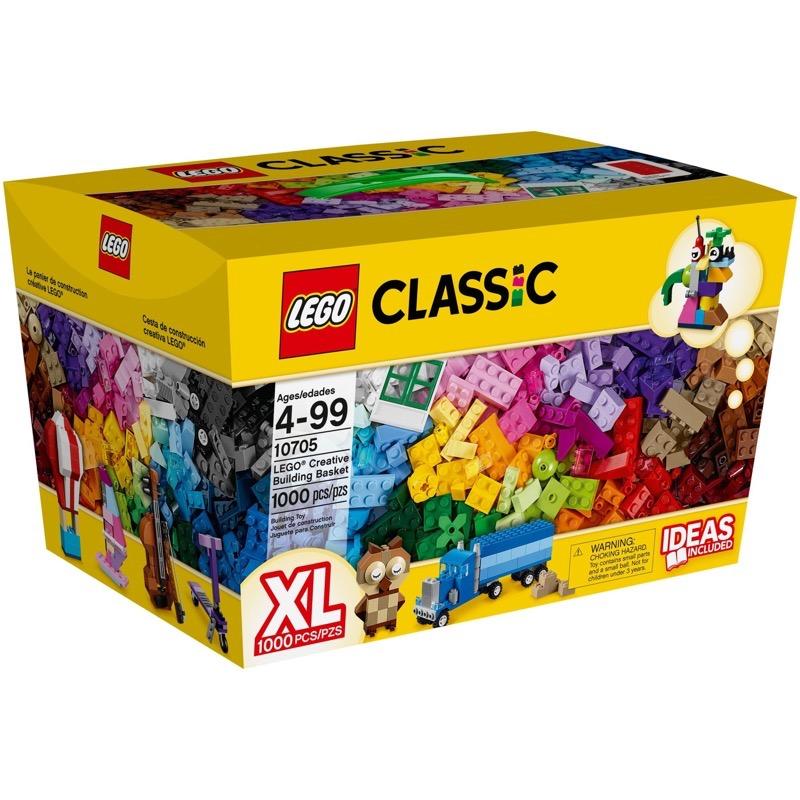 LEGO Classic 10705 Creative Building Basket