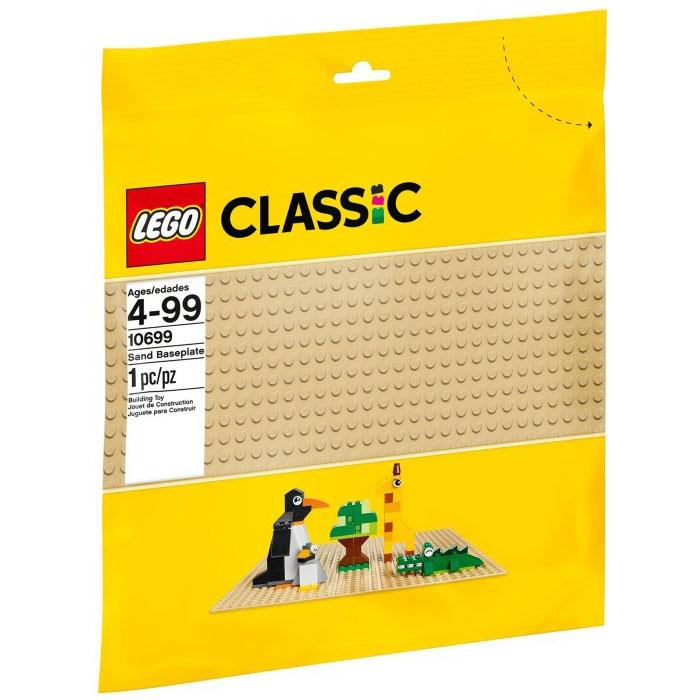LEGO Classic 10699 Sand Baseplate