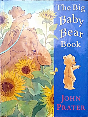 The Big Baby Bear Book