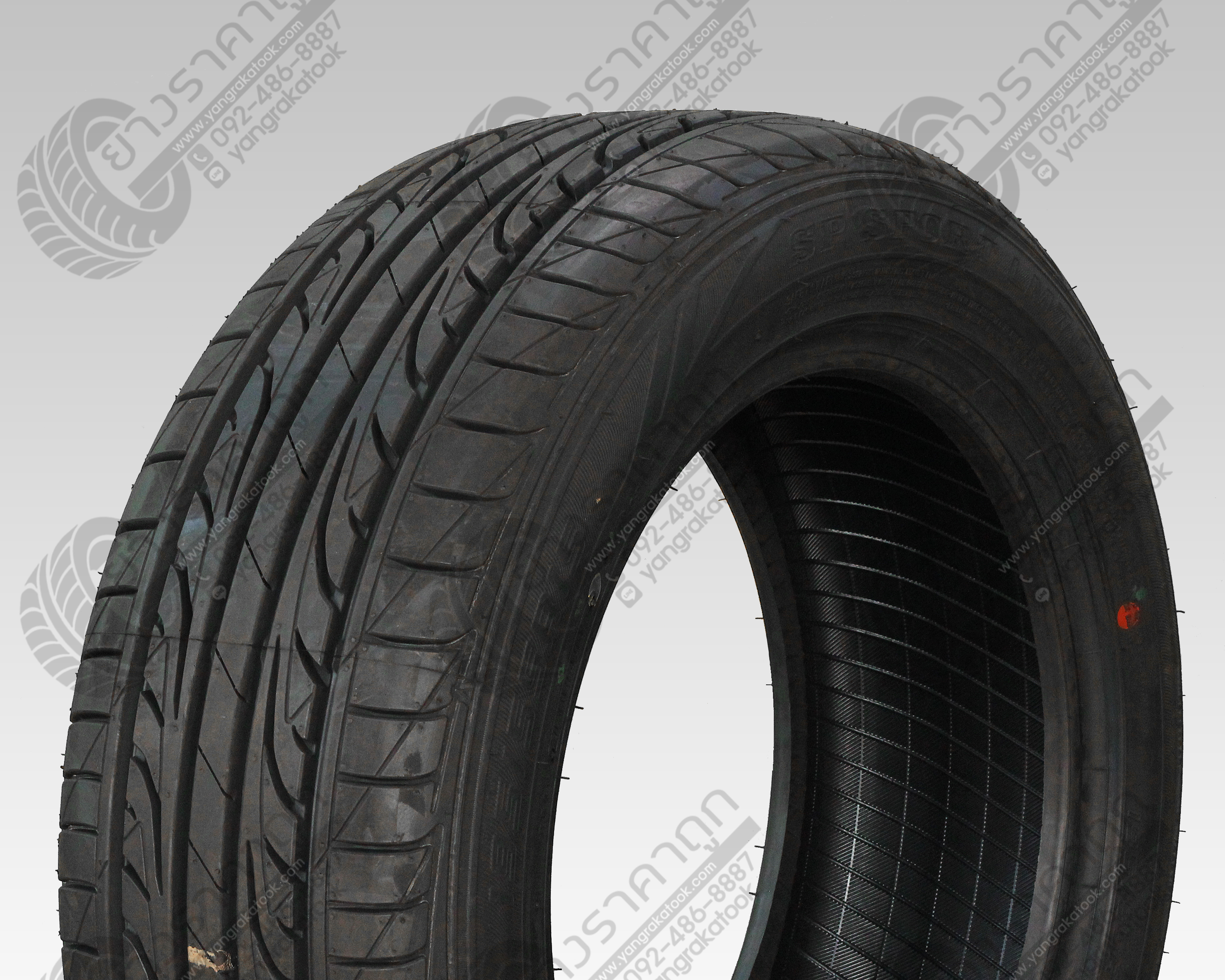 Dunlop LM704 205/45R17 ปี16