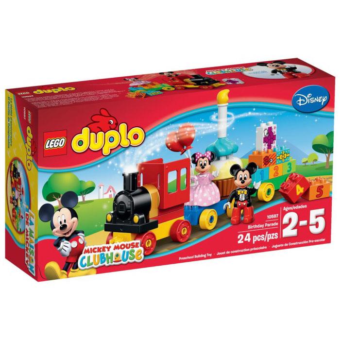 LEGO DUPLO 10597 Mickey and Minnie Birthday Parade