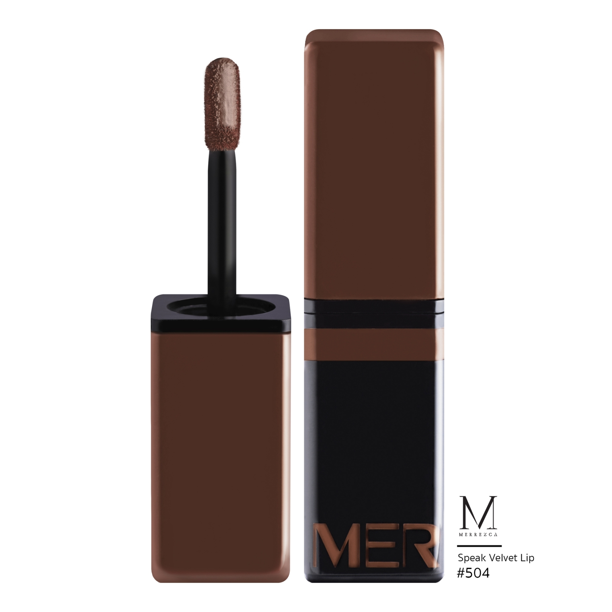 Merrez'ca Speak Velvet Lip # 504