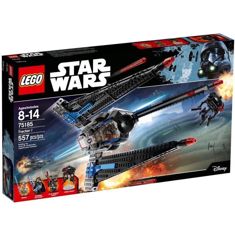 LEGO Star Wars 75185 Tracker I V29