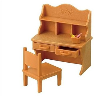 Sylvanian Families 1720 Child Desk Set
