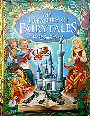 My Treasury of Fairy Tales