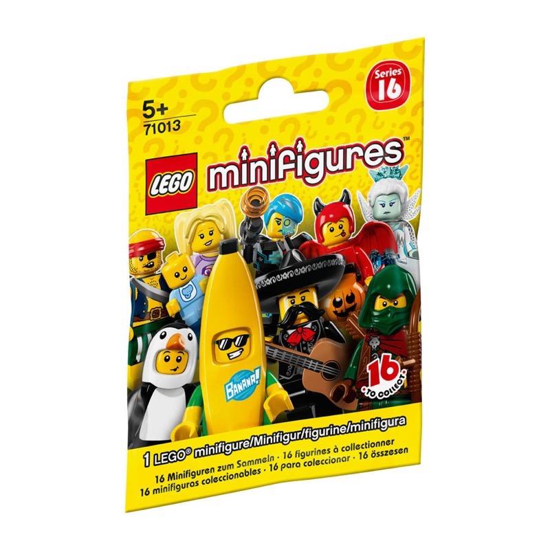 LEGO 71013 Minifigures Series 16 Complete 16 Packs (ครบ 16 แบบ)