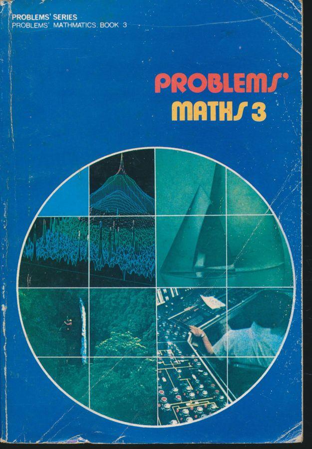 PROBLEMS MATHS 3