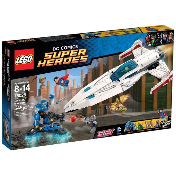 LEGO Super Heroes 76028 Darkseid Invasion