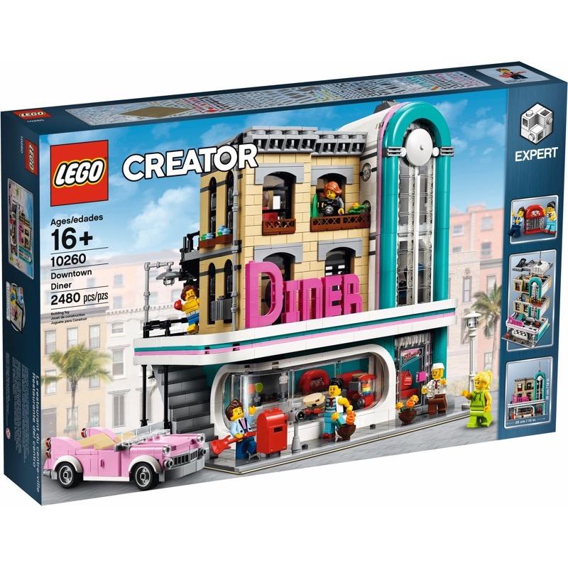 LEGO 10260 เลโก้ Downtown Diner