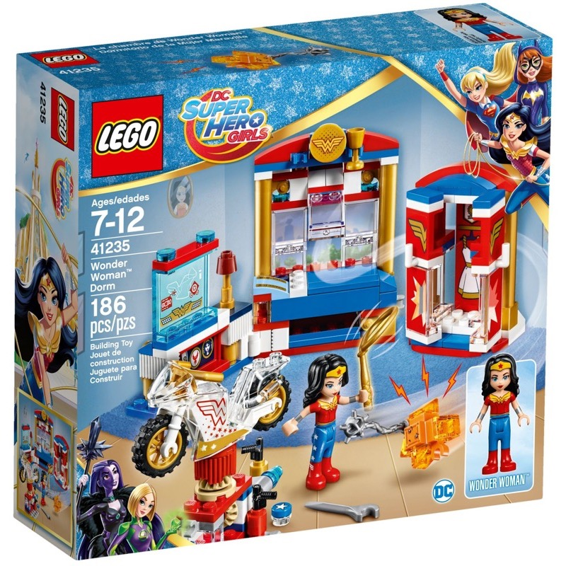 LEGO Super Heroes Girls 41235 Wonder Woman Dorm Room