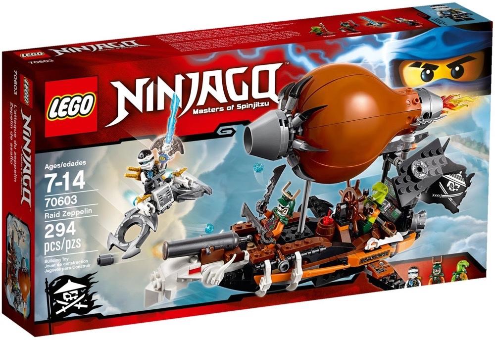LEGO Ninjago 70603 Zeppelin Raid