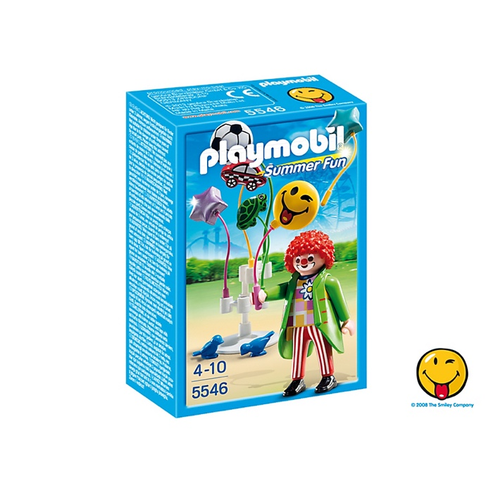 PLAYMOBIL 5546 Balloon Seller