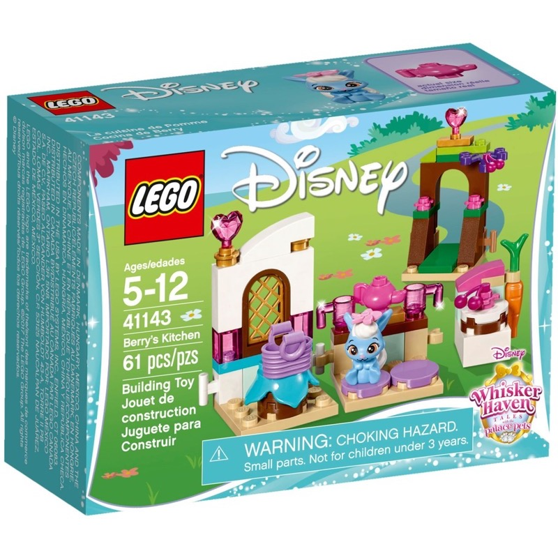 LEGO Disney Princess 41143 Berry's Kitchen